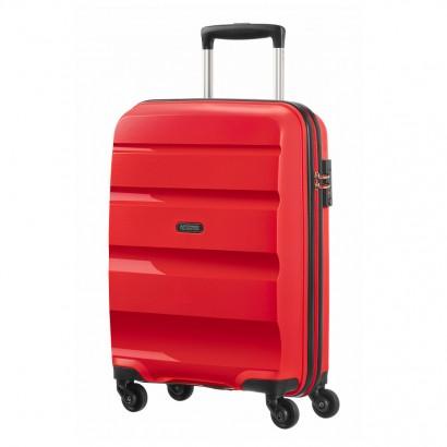 Чемодан American Tourister Bon Air 55см красный