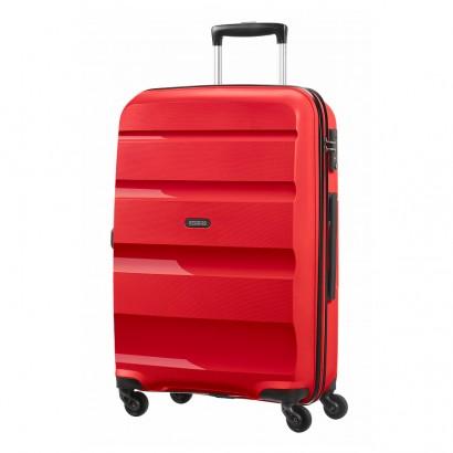Чемодан American Tourister Bon Air 66см красный
