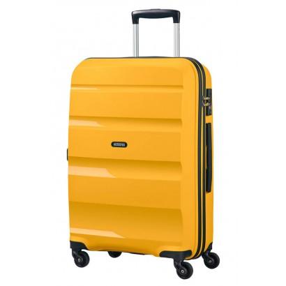 Чемодан American Tourister Bon Air 66см светло-желтый