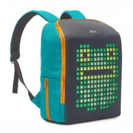 Рюкзак с LED экраном Pix Mini морской
