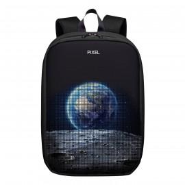 Рюкзак с LED-дисплеем Pixel Max черный