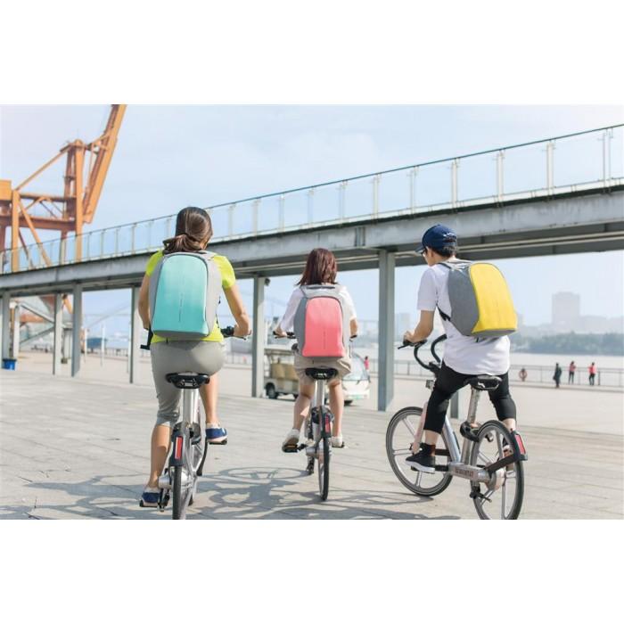 Рюкзак XD Design Bobby Compact желтый