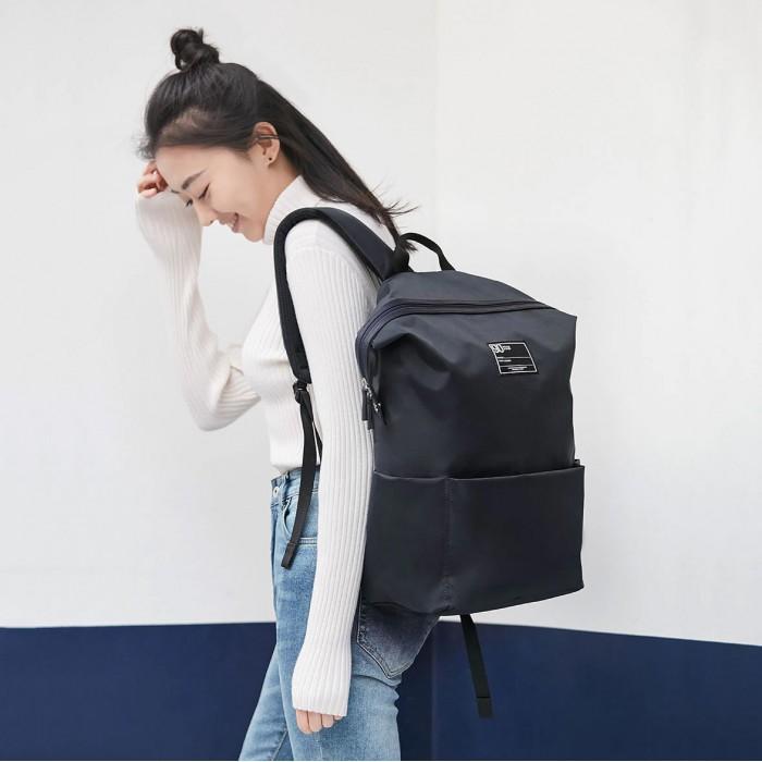 Рюкзак Xiaomi 90 Points Lecturer Casual Backpack черный
