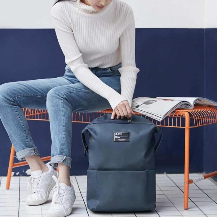 Рюкзак Xiaomi 90 Points Lecturer Casual Backpack синий