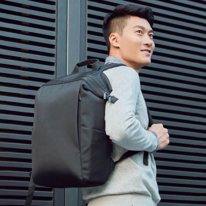 Рюкзак Xiaomi 90 Points Multitasker черный
